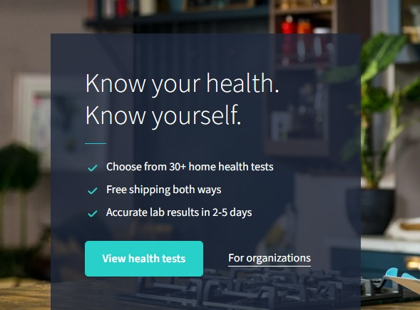 Steps to Activate Your Test Kit Via letsgetchecked.com/activate