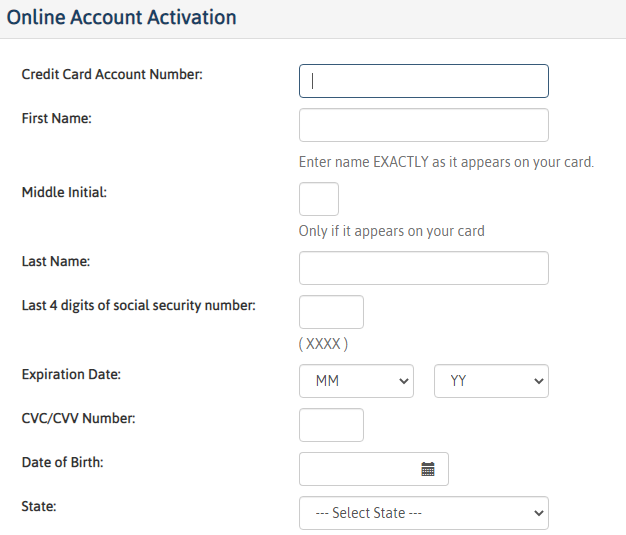 Learn How to Activate OpenSky Credit Card Via openskycc.com/activate