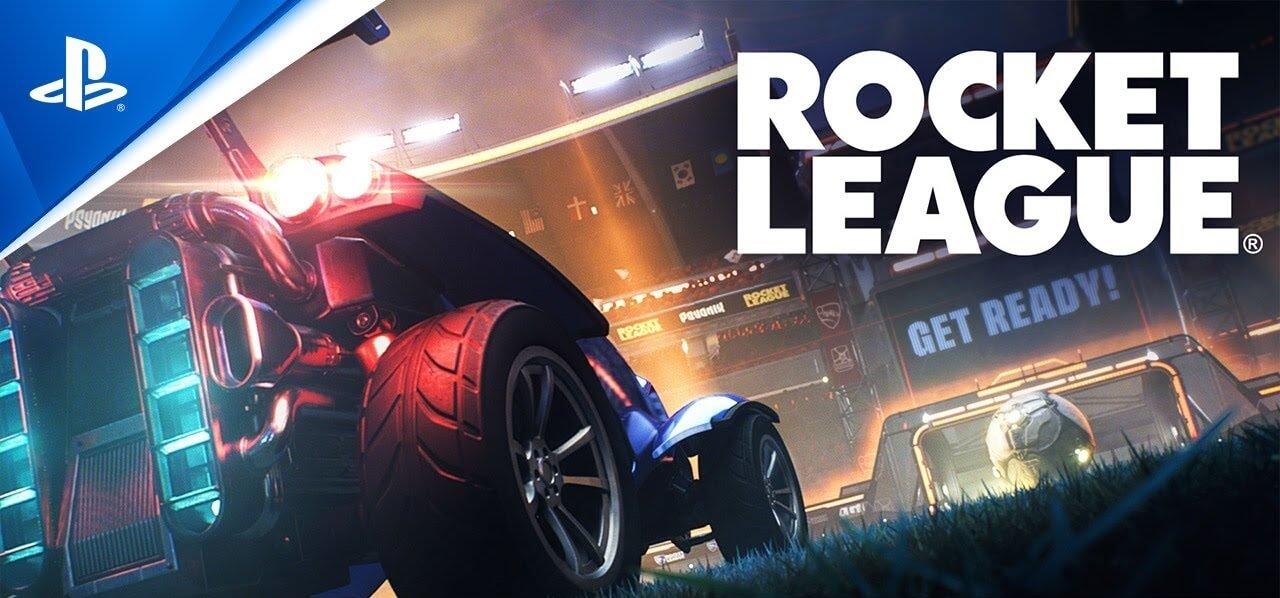 Instructions to Activate Rocket League at rocketleague.com/activate